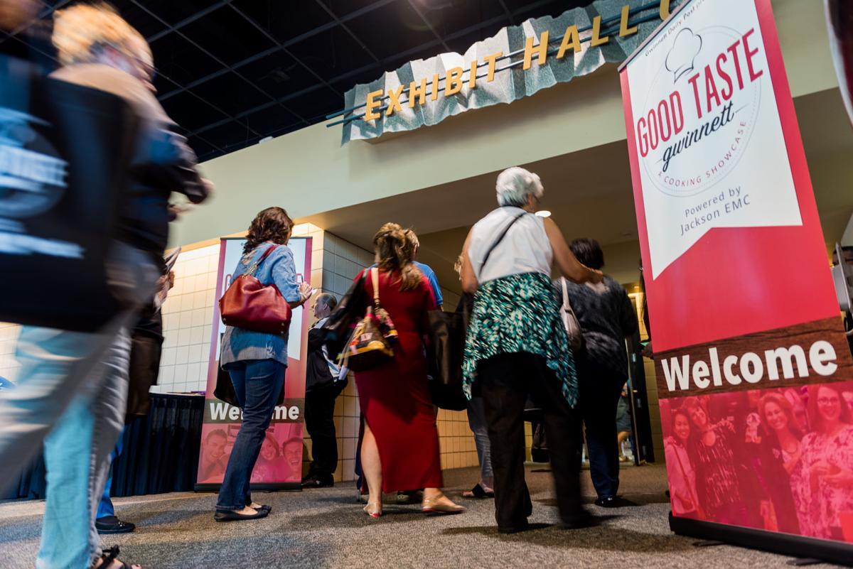 Second annual Good Taste Gwinnett brings together food, friends and fun