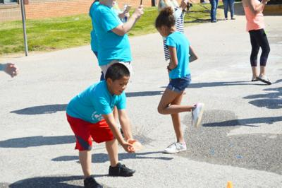 State grant helps Freeman's Mill Elementary focus on fitness, healthy eating