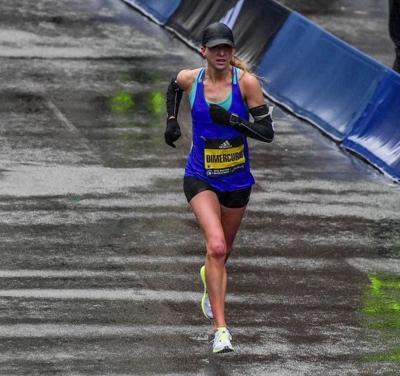 North Gwinnett grad Nicole DiMercurio signs with Elite Runner Management