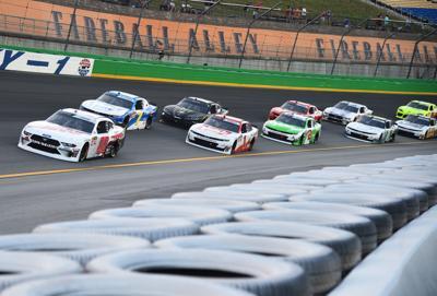 NASCAR: ALSCO 300