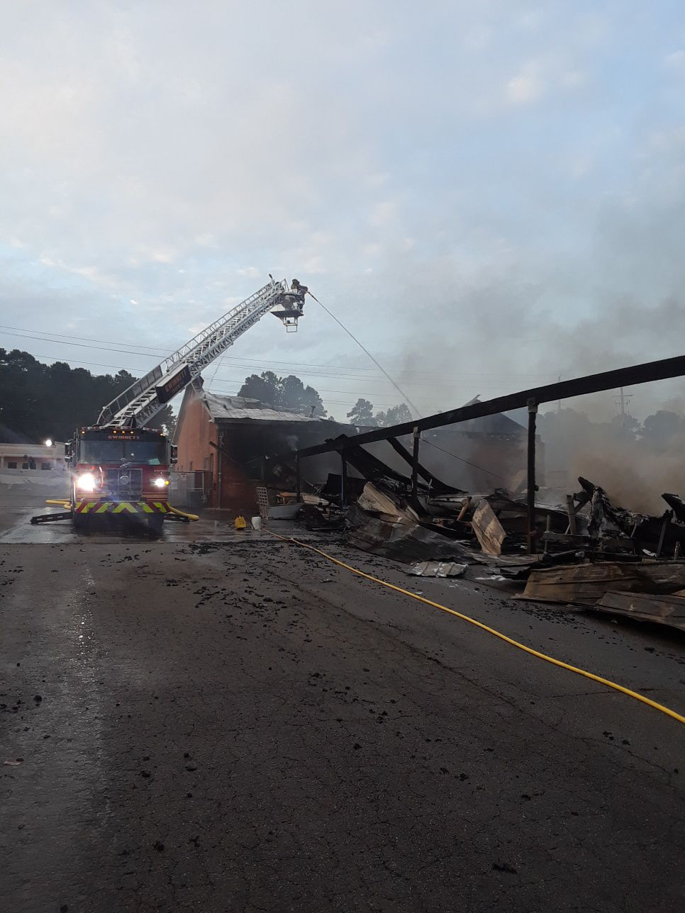 Massive Fire Destroys More Than 80 Boats At Storage