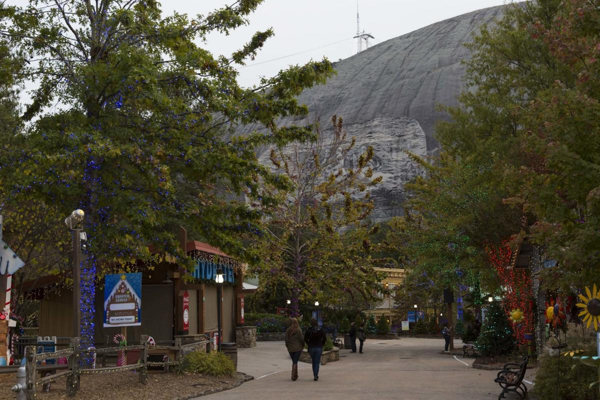 Stone Mountain Elevation Change : Naacp requests changes to confederate themes at stone