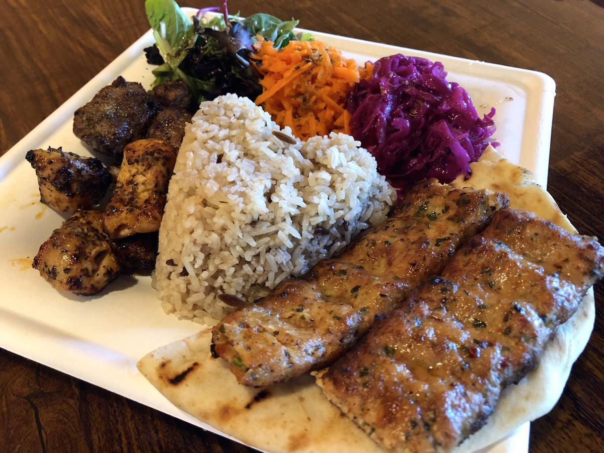 The Dish: Green Olive Kabob House | Food & Drink | gwinnettdailypost.com