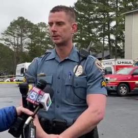 VIDEO: Police provide details on homicide at Peachtree Corners area apartment complex