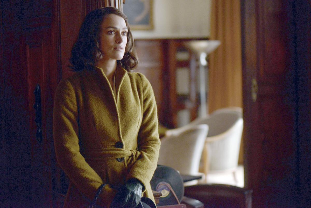 MOVIE REVIEW: Post-WWII 'Aftermath' bombs in almost every