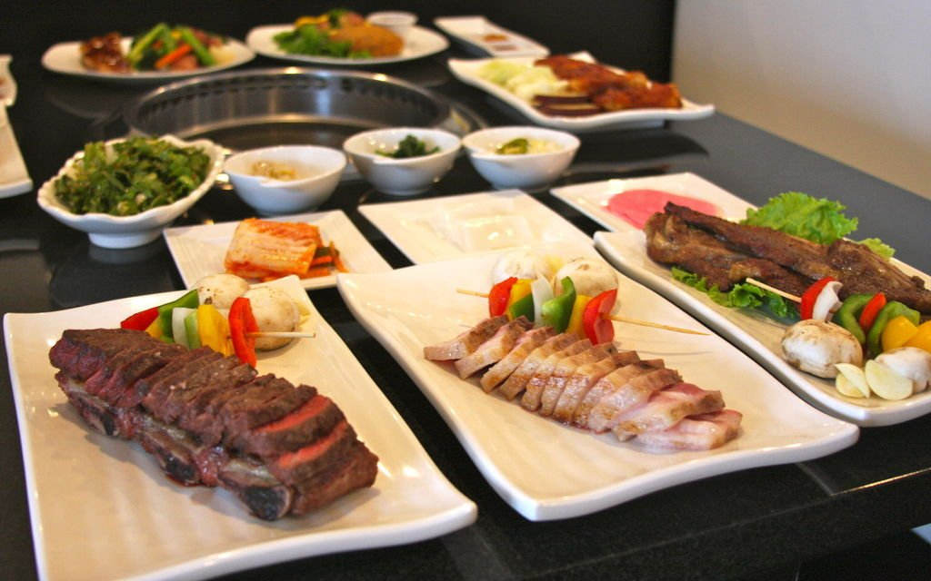 Business Briefs Duluth Based Breakers Named Best Korean Bbq