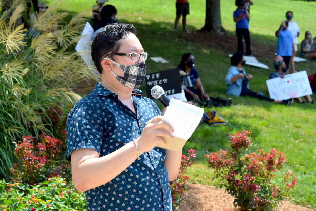 Jack Lin addressing protesters.jpeg