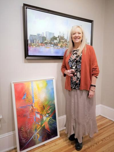 ART BEAT: Echo Gallery artists present 'Arbitrary Echoes' exhibition