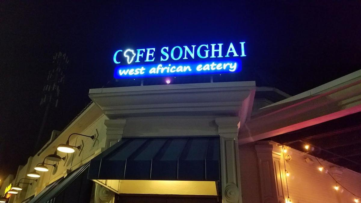 THE DISH: Cafe Songhai