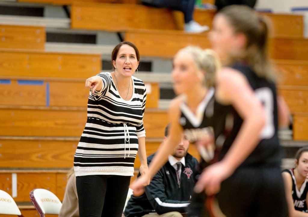 HAMMOCK: Wins, pregnancy make basketball season memorable for Lambert coach, South grad Fisher