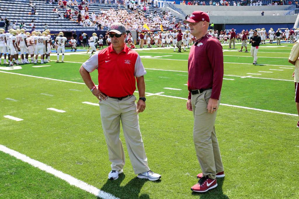 Head coaches with Brookwood Broncos roots having excellent 2017 seasons