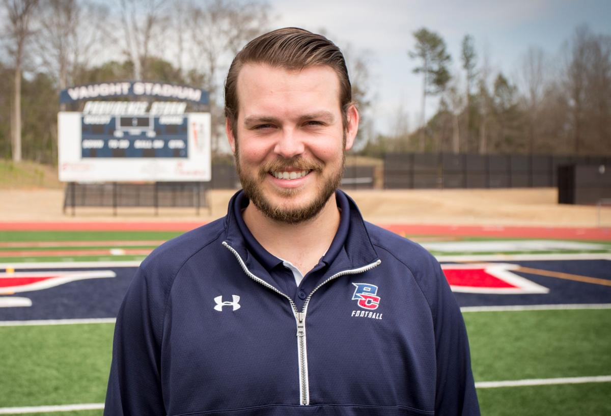 Providence Christian Names 24 Year Old Norcross Grad As Head Football Coach