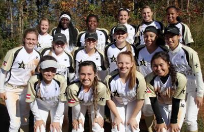 Six Gwinnett softball players to compete in Chinese Taipei