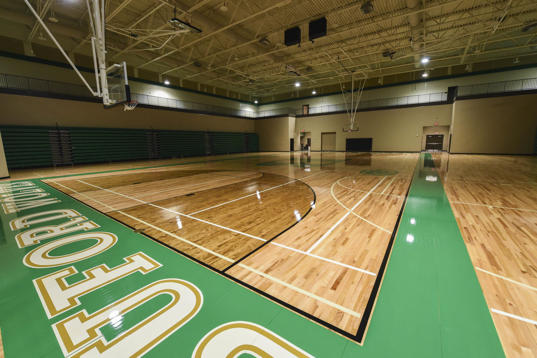 Photos Tour Of Athletic Facilities At New Buford High School Campus Sports Gwinnettprepsports Com