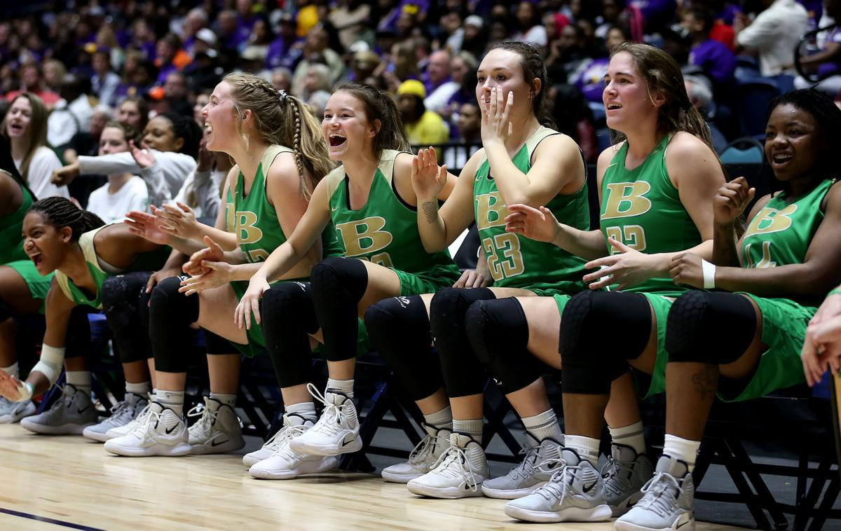 Buford girls basketball wears down previously unbeaten Villa Rica, wins third straight state championship