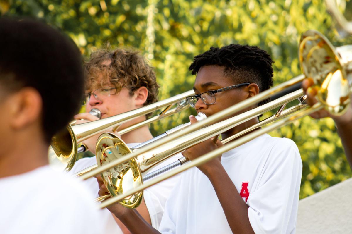 PHOTOS: Archer High School Band vs  Tucker | Sports