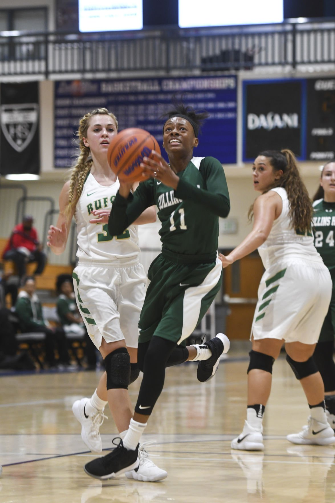 Collins Hill Girls Basketball Hands Buford First Loss In