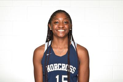 Norcross girls jump on Central early for 61-41 semifinal win