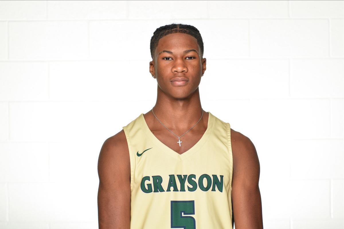 Grayson basketball sweeps top All-Region 8-AAAAAAA awards