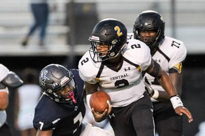 Central Gwinnett makes just enough plays in 28-24 win at South Gwinnett