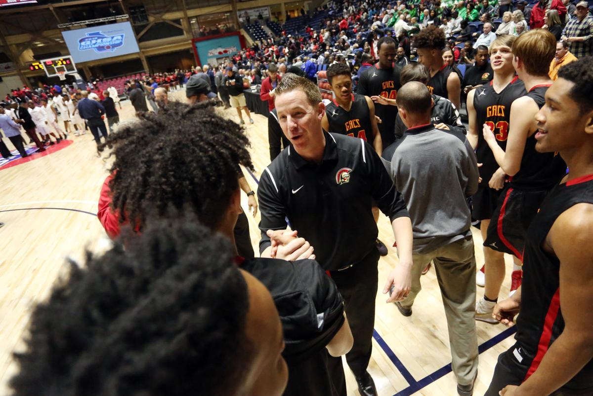 Greater Atlanta Christian boys basketball wins state title over Jenkins