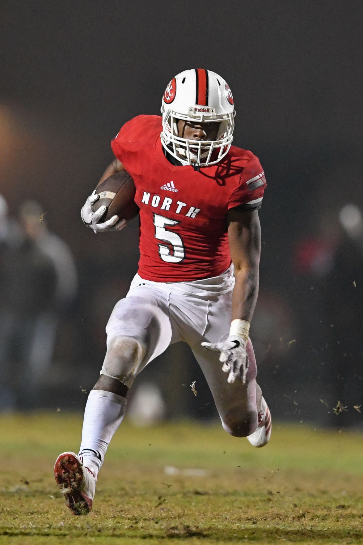 North Gwinnett S Goodson Steps Forward To Become Workhorse Runner In
