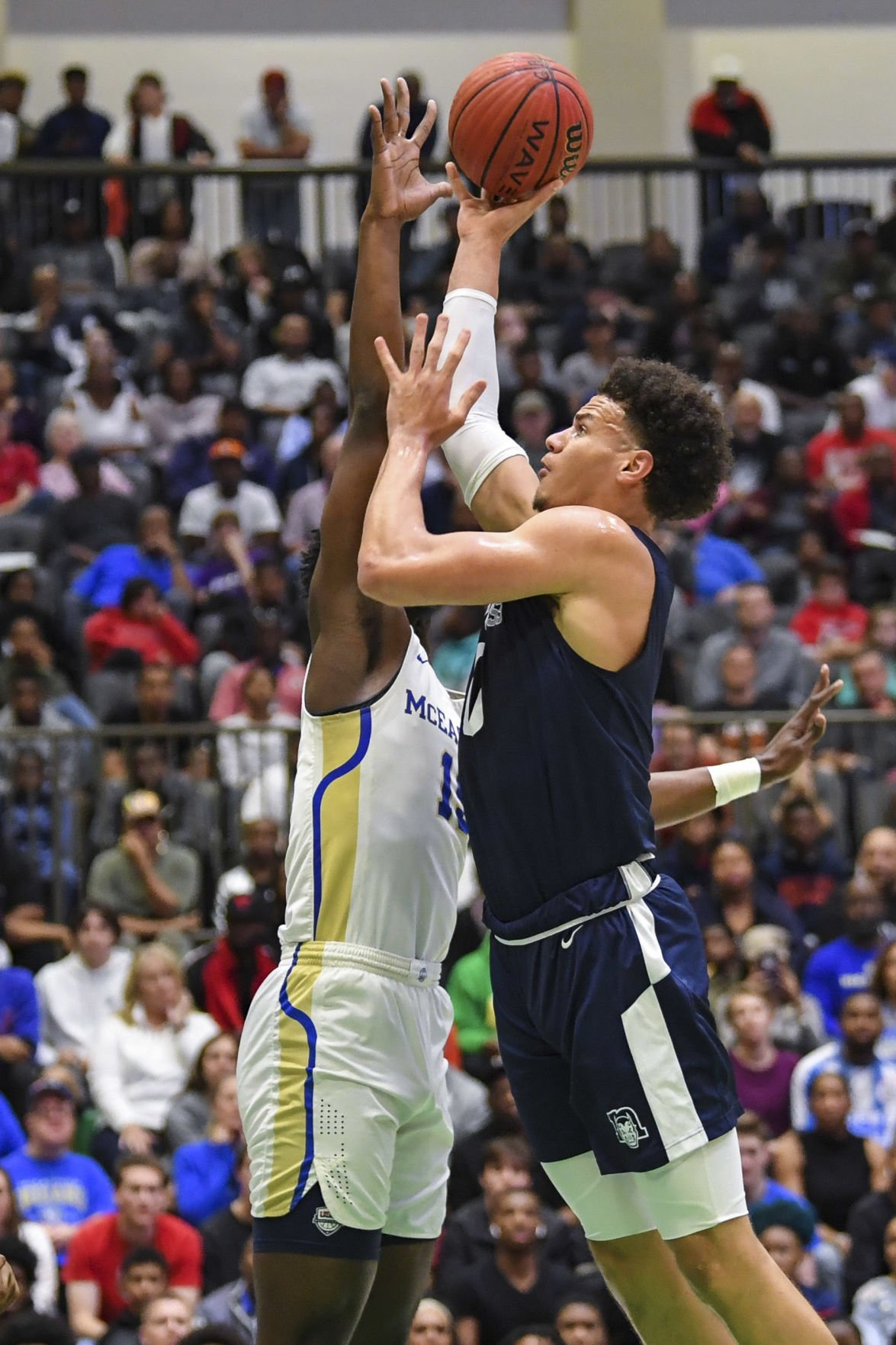 Norcross boys push national No. 1 McEachern to the brink in OT loss