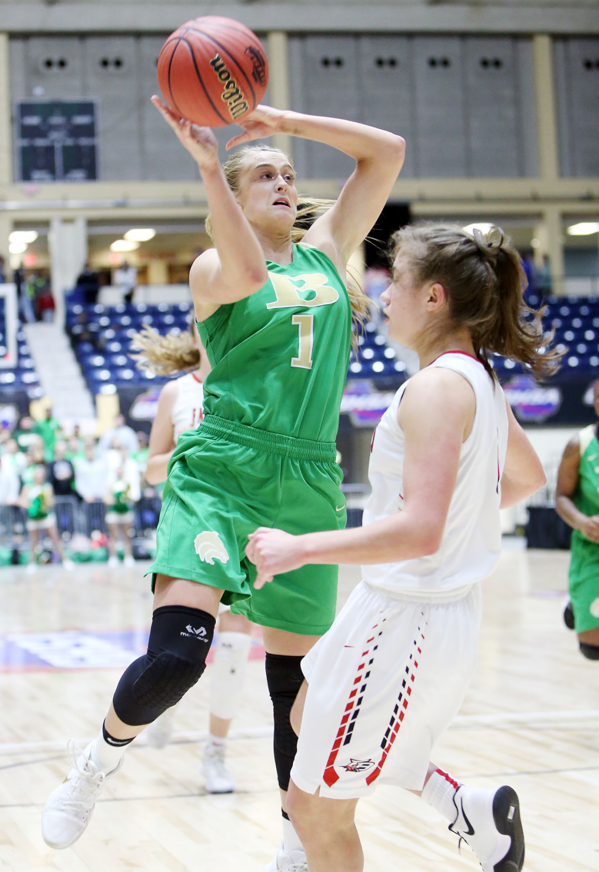 buford girls Lafayette's girls basketball team has its top four scorers returning from last season, when it reached the semifinals of the class 5a state tournament buford averaged 104 points per game, but she's capable of filling it up.