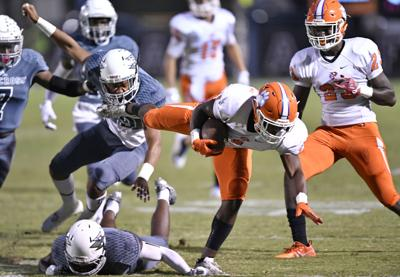 Parkview bracing for a tough challenge from Milton, star QB Yates