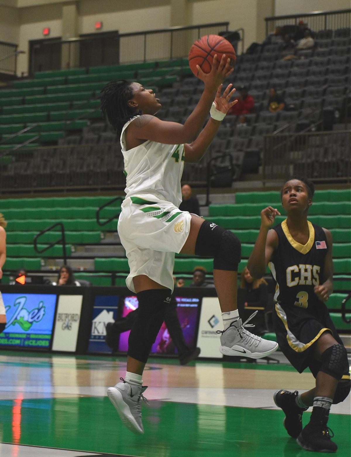 Buford girls basketball cruises past Carrollton in second round
