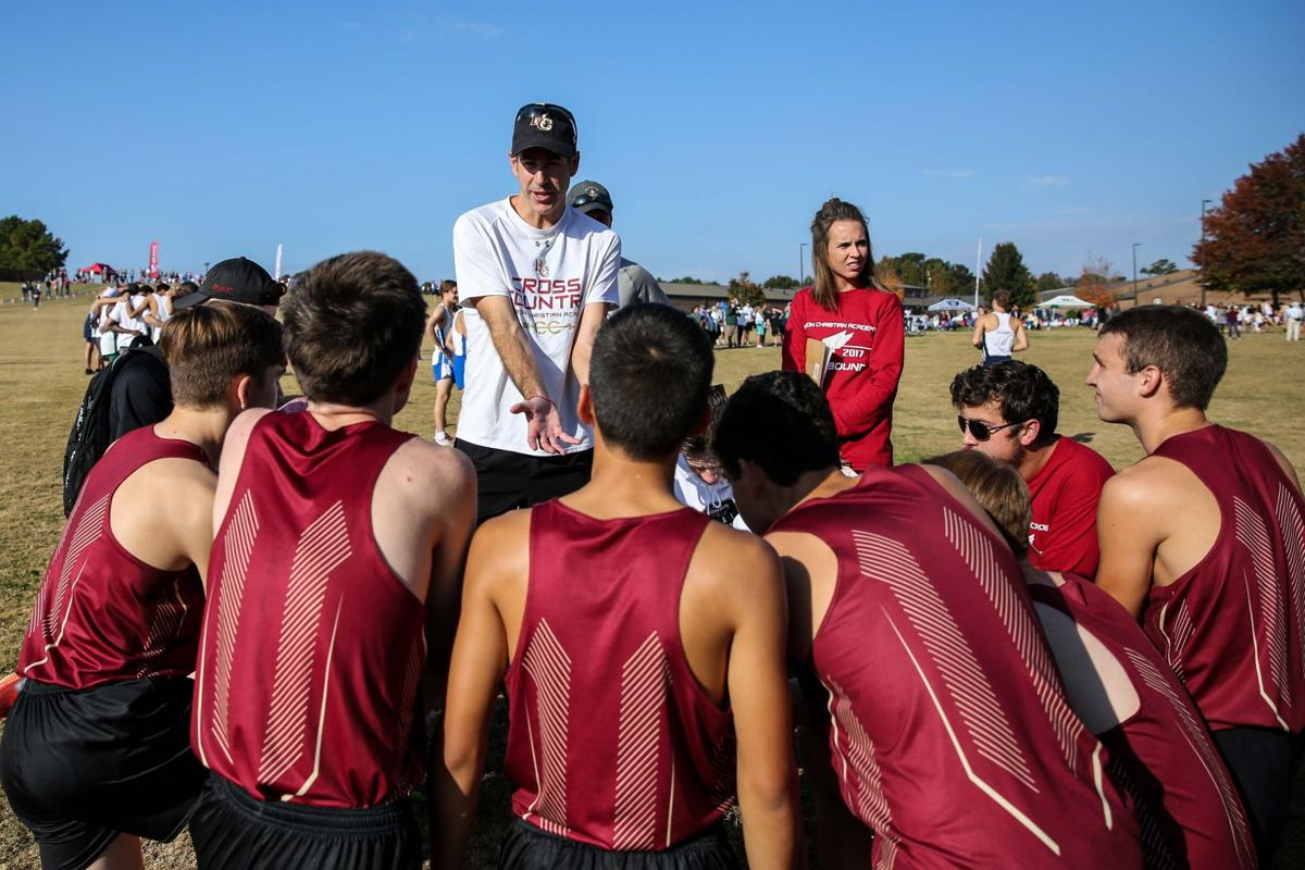 Hebron Christian boys claim state cross country championship