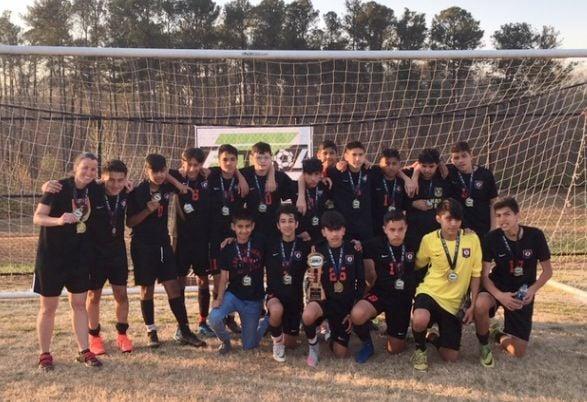 Berkmar boys, Pinckneyville girls win GCPS middle school soccer