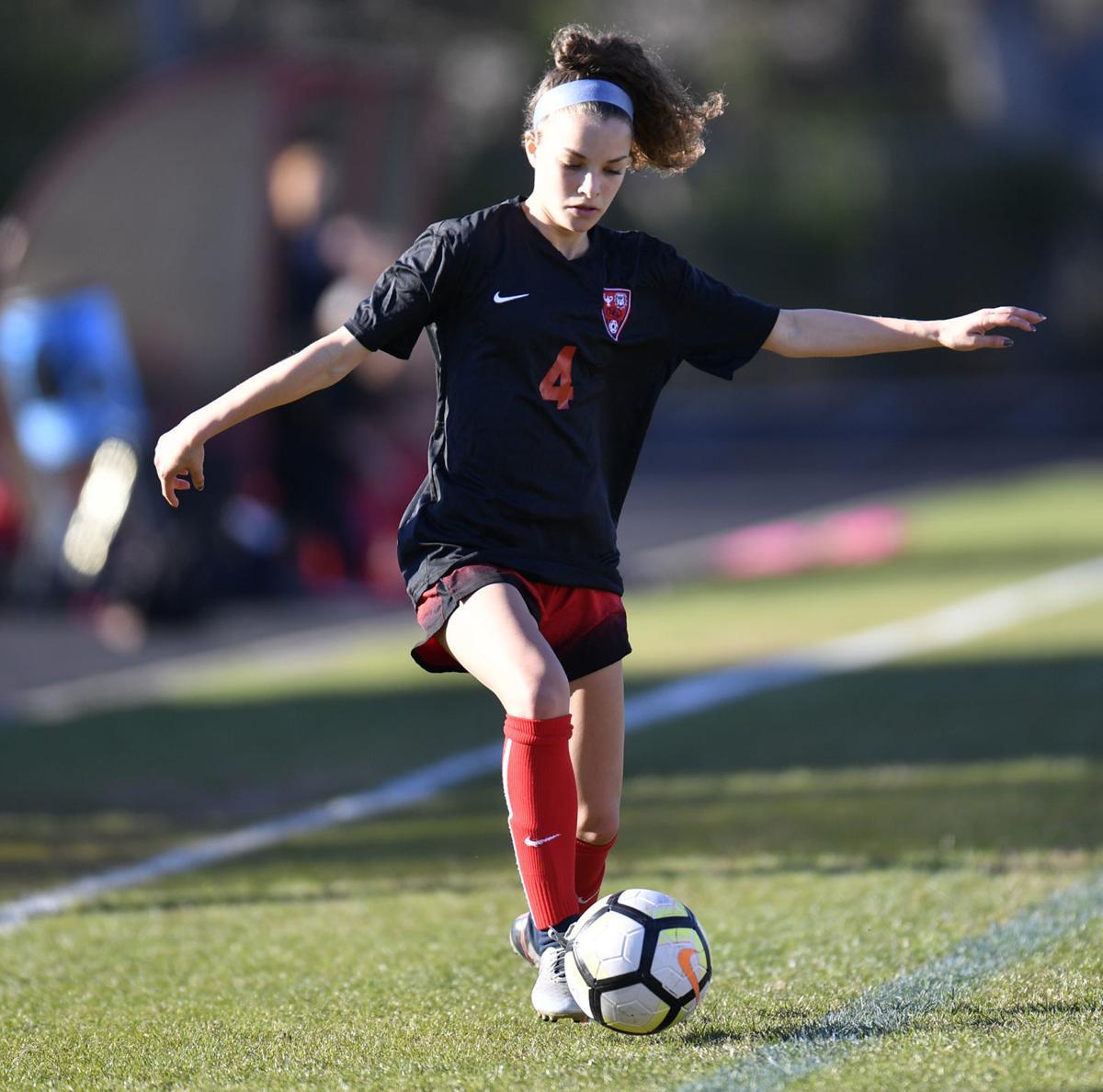 North Girls Soccer Team Getting Pretty Offensive As Postseason Approaches Sports Gwinnettprepsports Com