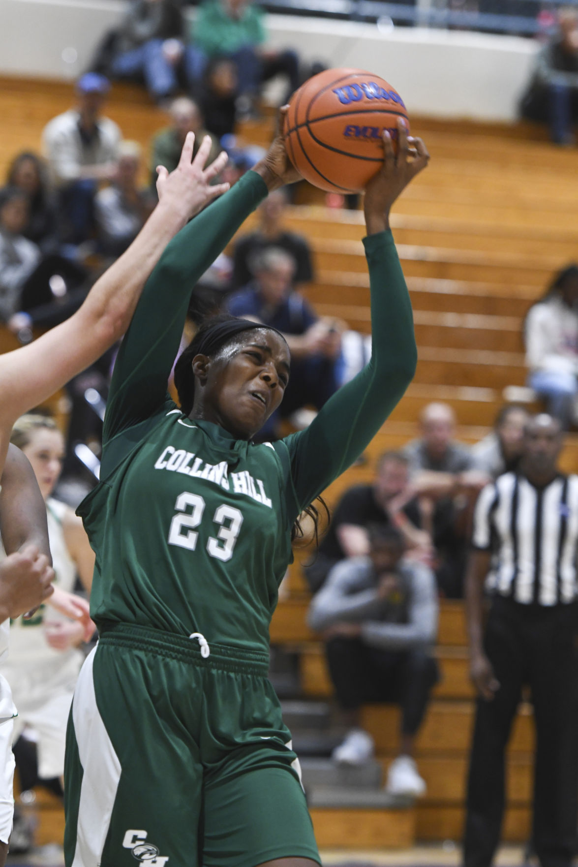 Collins hill girls basketball hands buford first loss in for Collins hill