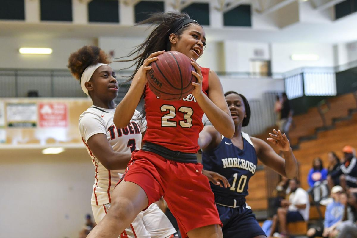 Offensive outbursts highlight Gwinnett Senior All-Star basketball event