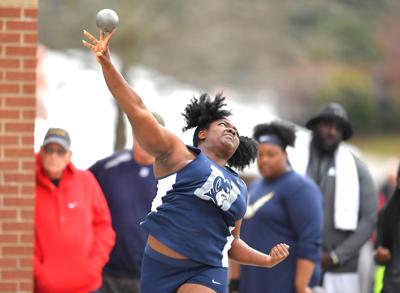 2018 Gwinnett Daily Post All-County Girls Track and Field Team