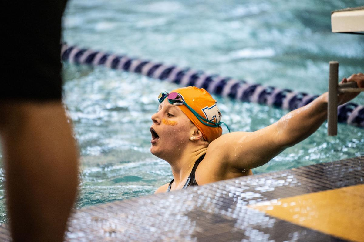 Parkview's Abigail McCulloh wins twice, Brookwood girls finish on top of team standings at county meet