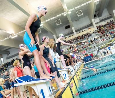 Gwinnett County Swim League Begins Thursday Swimming Diving Gwinnettprepsports Com