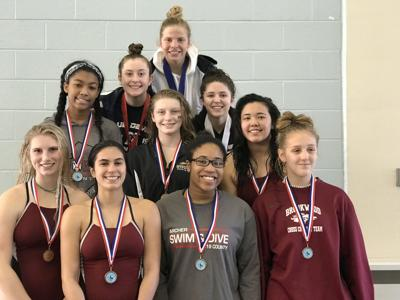 Dacula's Lauren Henderson repeats as county diving champion