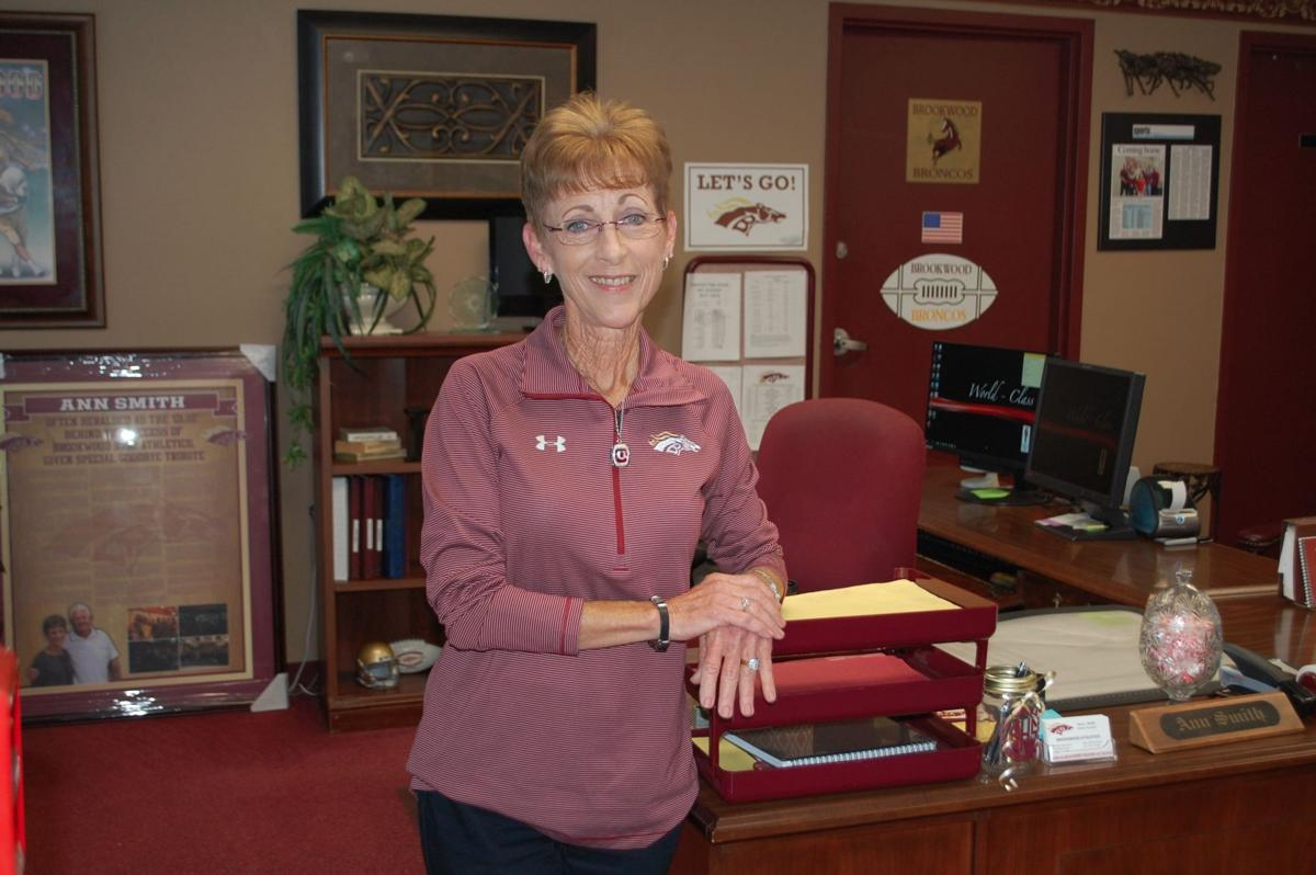 Beloved athletic official Ann Smith's promotion to GCPS position leaves void at Brookwood
