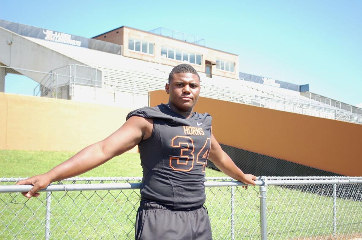 Defensive Player of the Year: Brown emerges from his brother's shadow to make a big impact on Lanier's defense