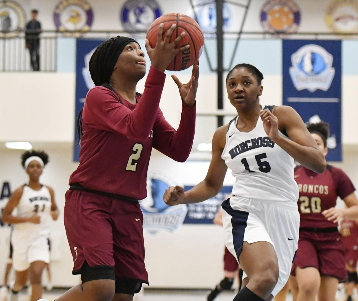 Niles' unlikely drive lifts Brookwood girls basketball past Norcross for 7-AAAAAAA title