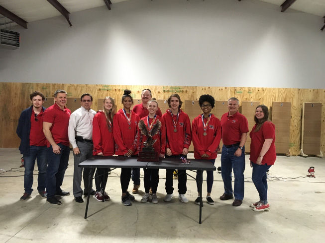 PREP ROUNDUP: North Gwinnett air riflery team wins area championship