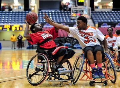 Gwinnett Heat to host wheelchair football state finals Saturday at Duluth High School