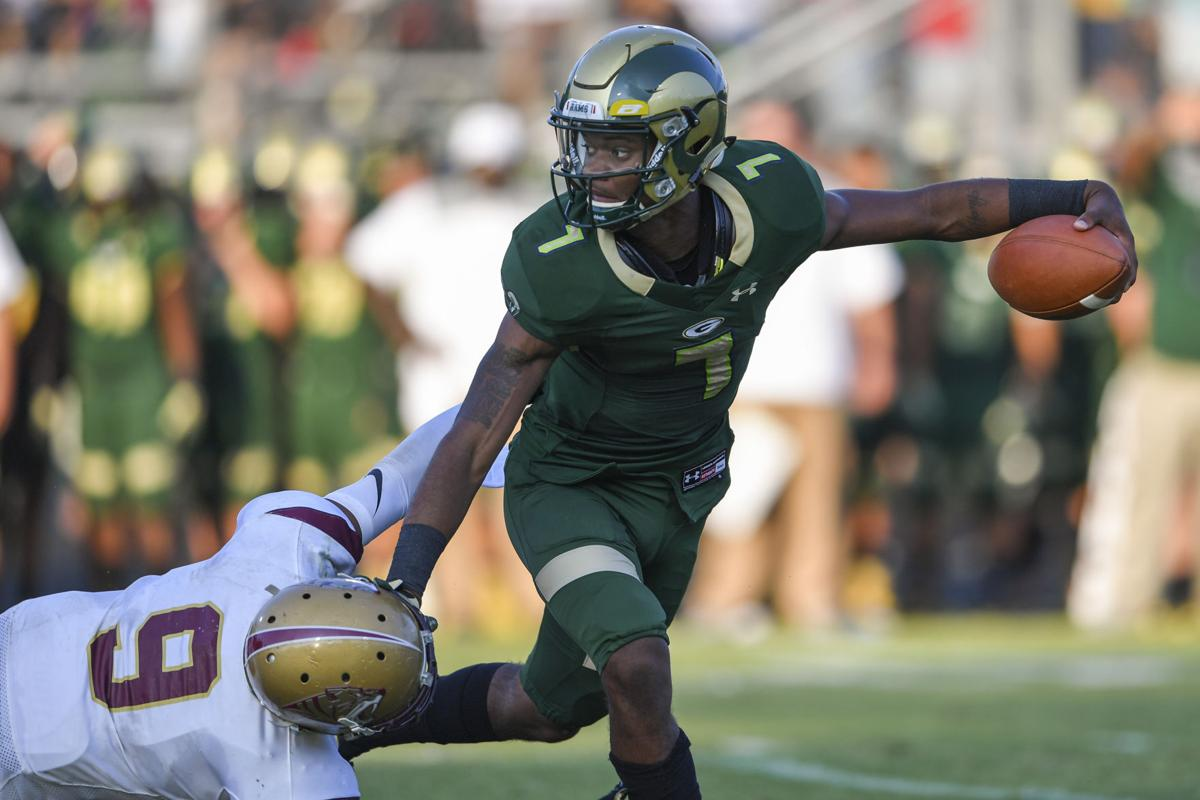 Grayson flexes its muscles with a 48-7 rout of Tucker