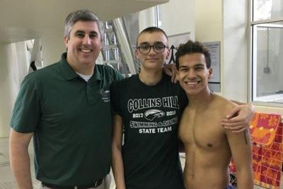 North Gwinnett hires Collins Hill's Paul Callis as new swimming and diving coach to replace retiring Doug Nieman