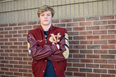 BOYS SWIMMER OF THE YEAR: Mill Creek's Jake Magahey