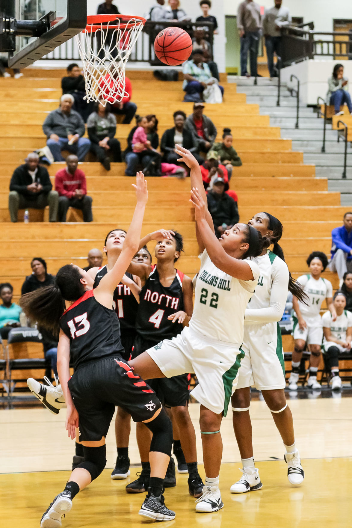 Collins hill mill creek girls earn semis wins in 6 for Collins hill
