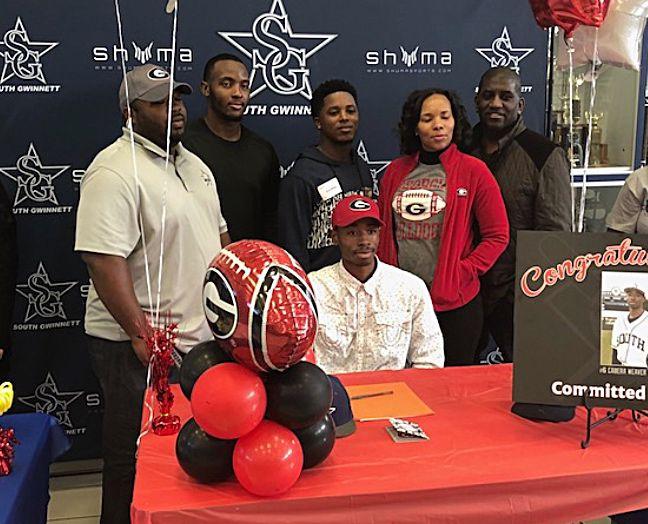 South Gwinnett honors trio of college baseball signees