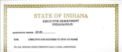 Indiana Stay-At-Home Order FAQ